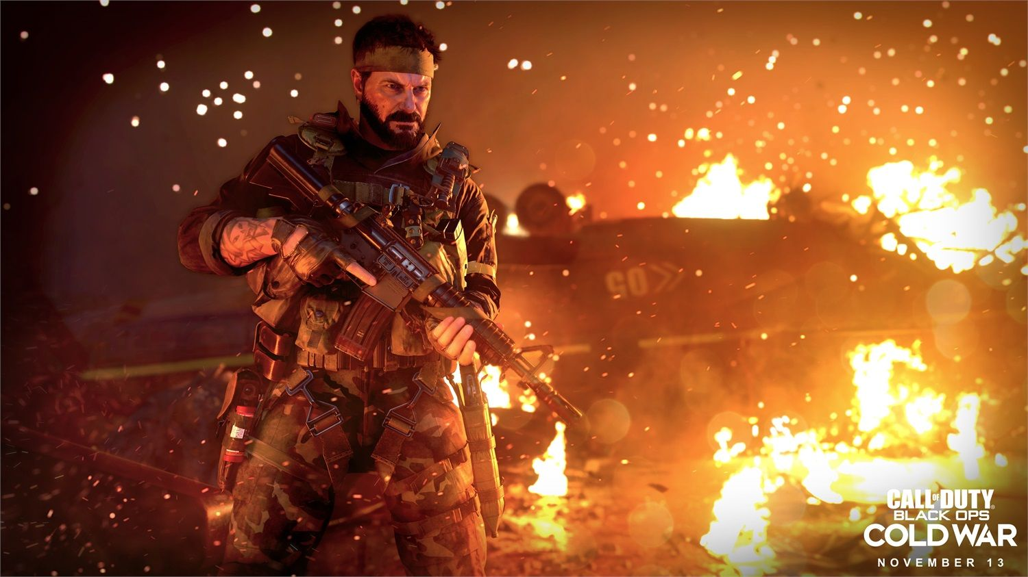 Activision Call of Duty: Black Ops Cold War
