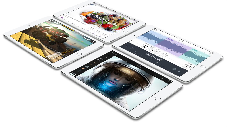 """Apple iPad mini 4 7.9"""" (2015)"""