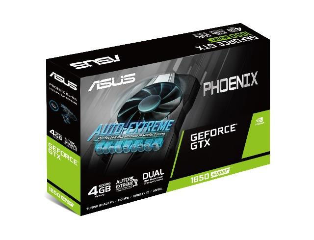Asus GeForce GTX 1650 SUPER