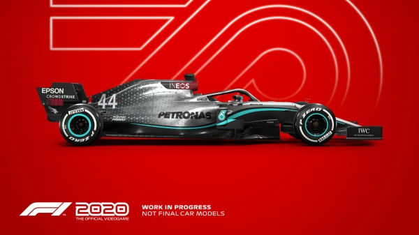 Codemasters F1 2020 - Seventy Edition