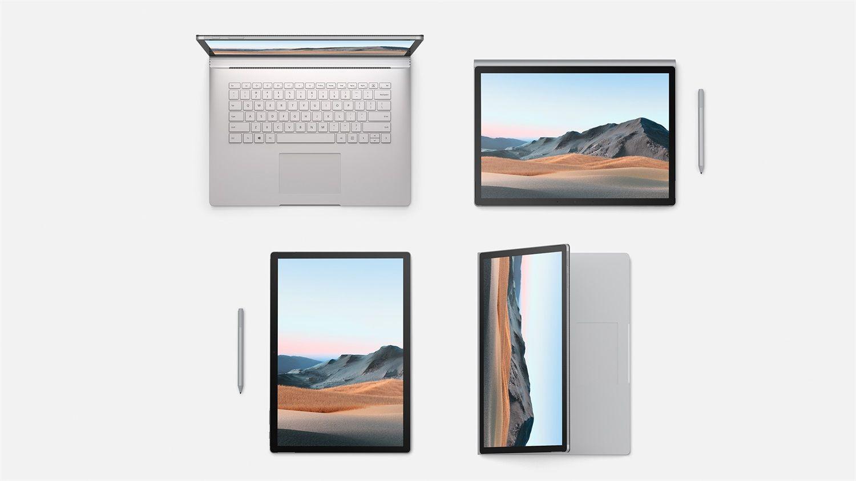 Microsoft Surface Book3