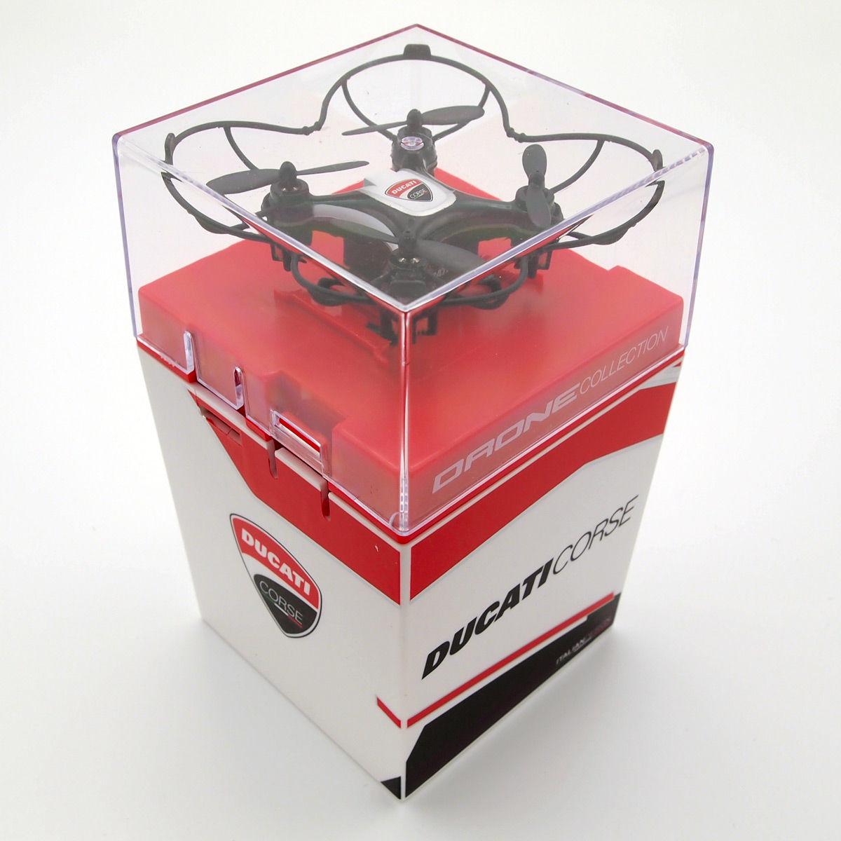 Dromocopter Ducati corse 4 drone nero dc 1