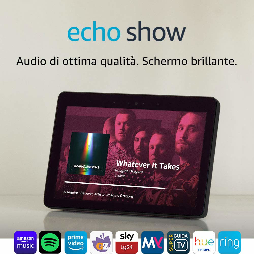 Amazon Echo Show (seconda generazione)