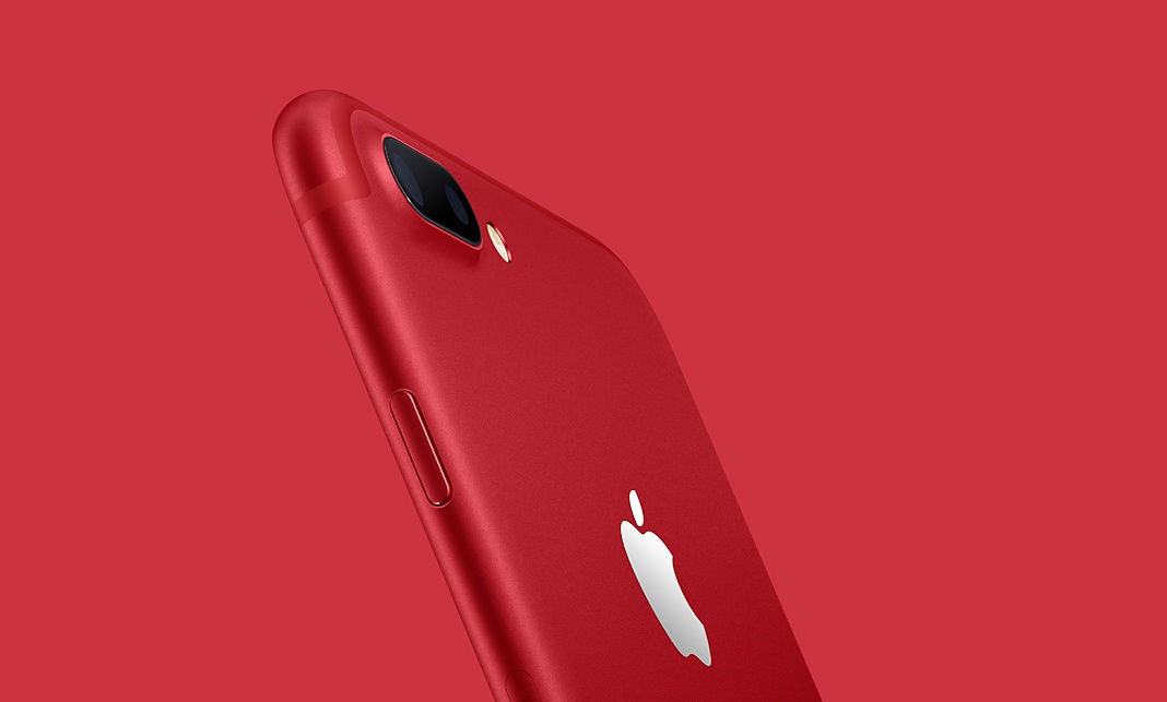 Apple iPhone 7 Product RED 128GB