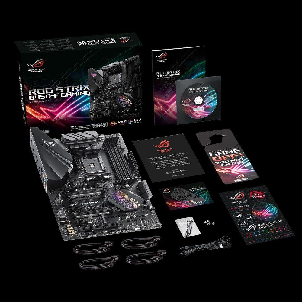 Asus ROG STRIX B450 B450-I Gaming
