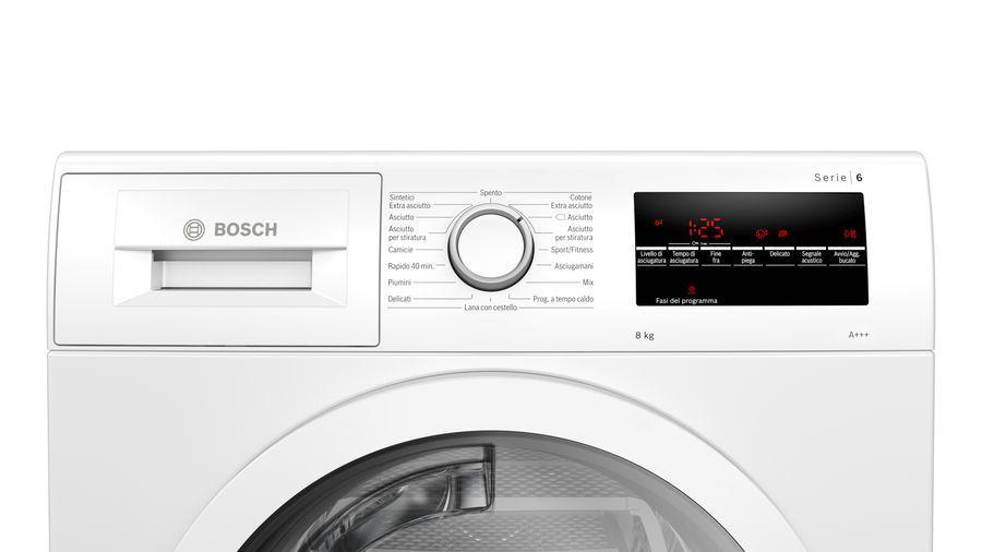 Bosch WTR87T08IT
