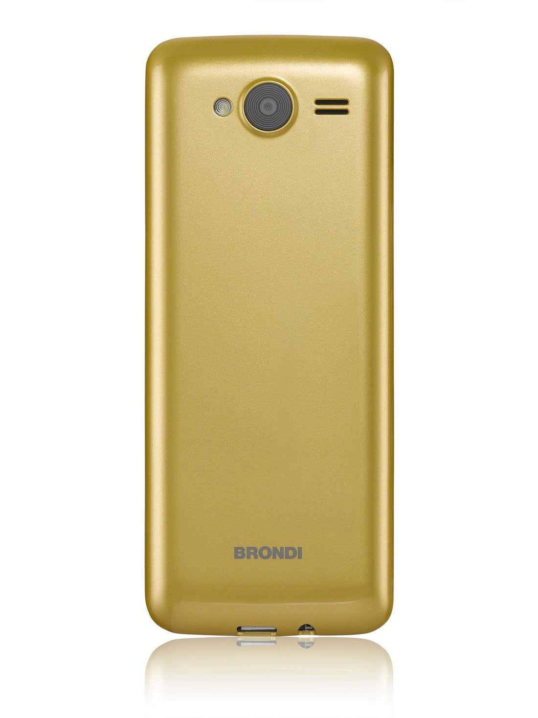 Brondi Gold Blade Gold