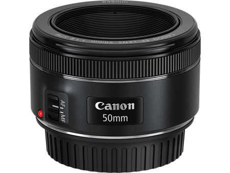 Canon EF 50mm f/1.8 STM - Canon EF
