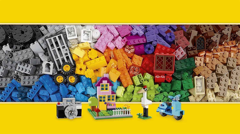 Lego Classic 10698 Scatola Mattoncini Creativi Grande