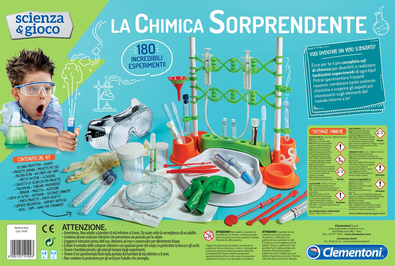 Clementoni La Chimica Sorprendente