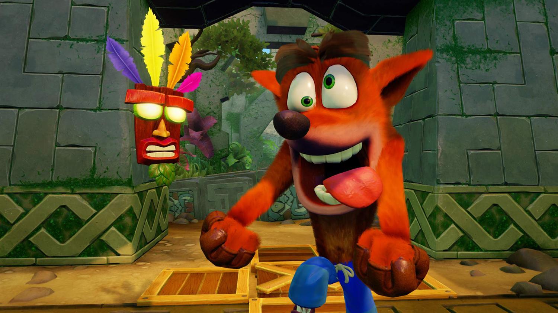 Activision Crash Bandicoot: N. Sane Trilogy