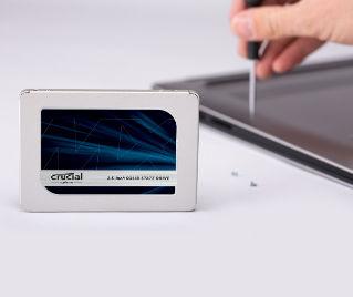 Crucial MX500 250GB 2.5''