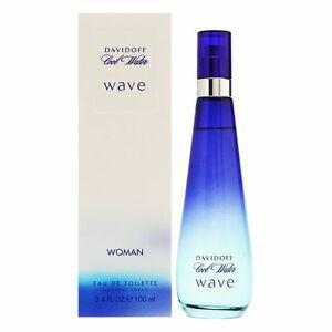 Davidoff Cool Water Wave Woman Eau de Toilette 100ml