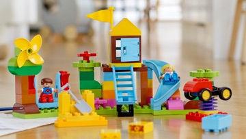LEGO 10864 LA MIA GRANDE SCATOLA DI MATTONCINI PARCO GIOCHI DUPLO