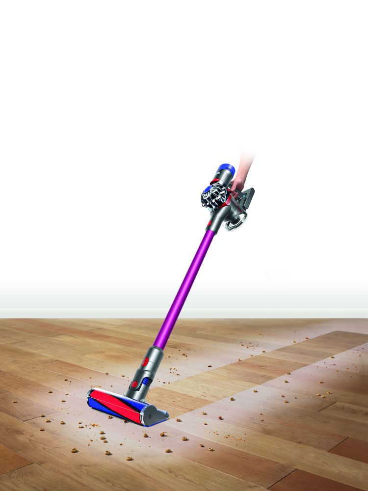 dyson v6 absolute или fluffy