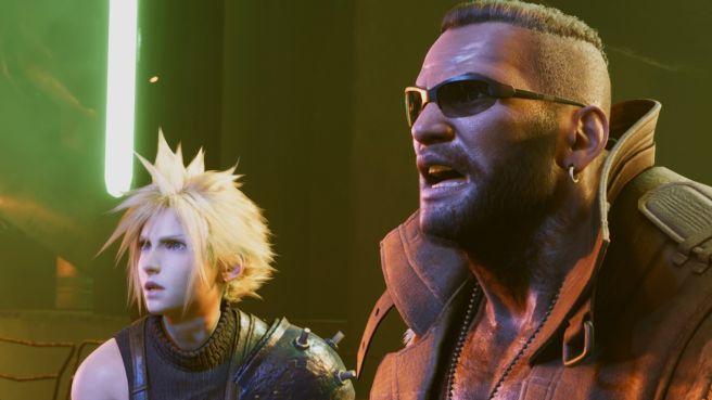 Square Enix Final Fantasy VII Remake