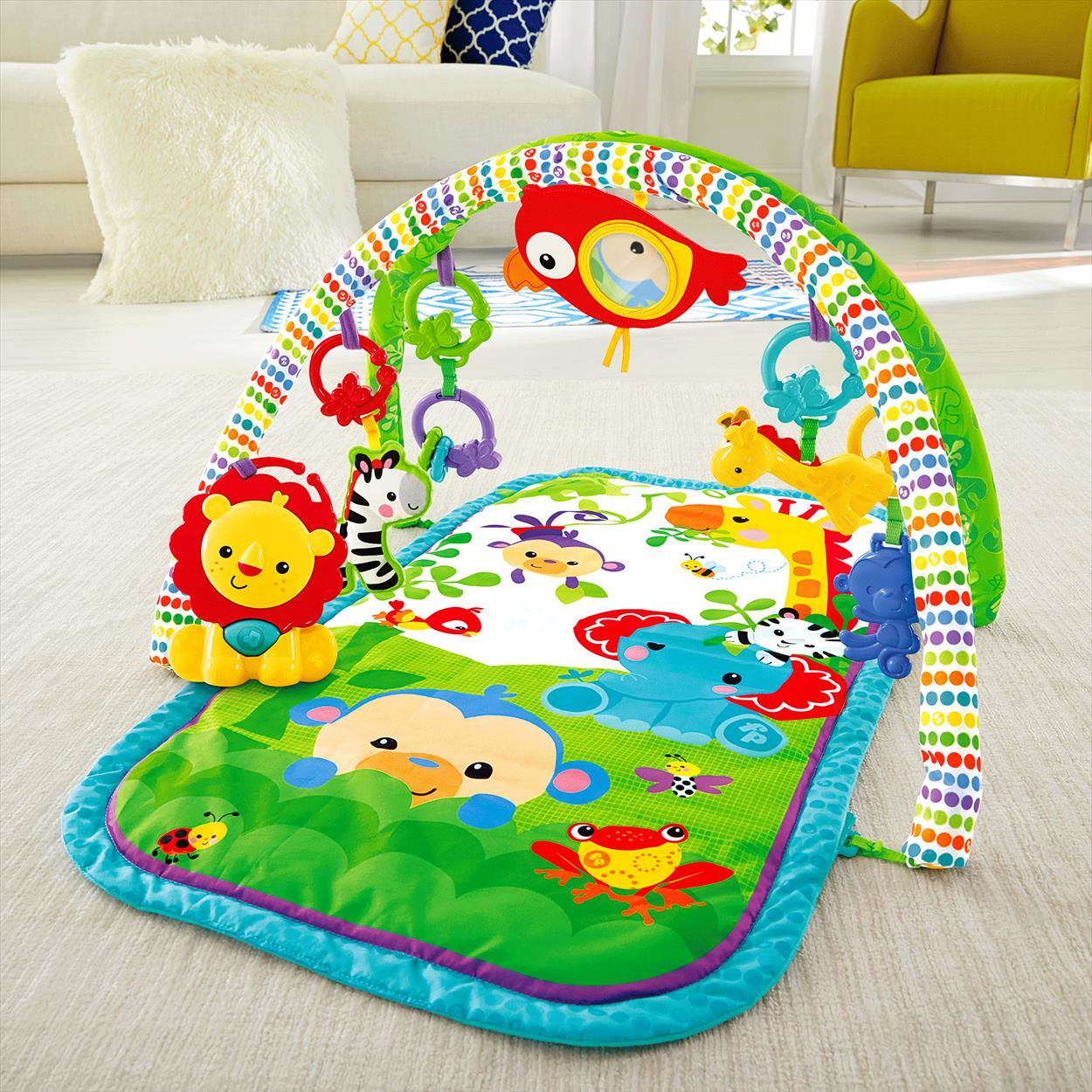 Fisher-Price Palestrina della Foresta