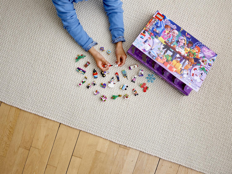 Lego Friends Calendario dell'Avvento - 41382