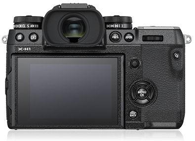 Fujifilm X -H1