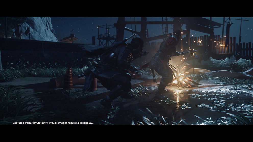 Sony Ghost of Tsushima PS4