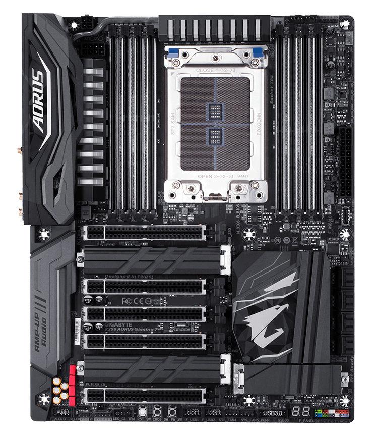 Gigabyte X399 AORUS Gaming 7