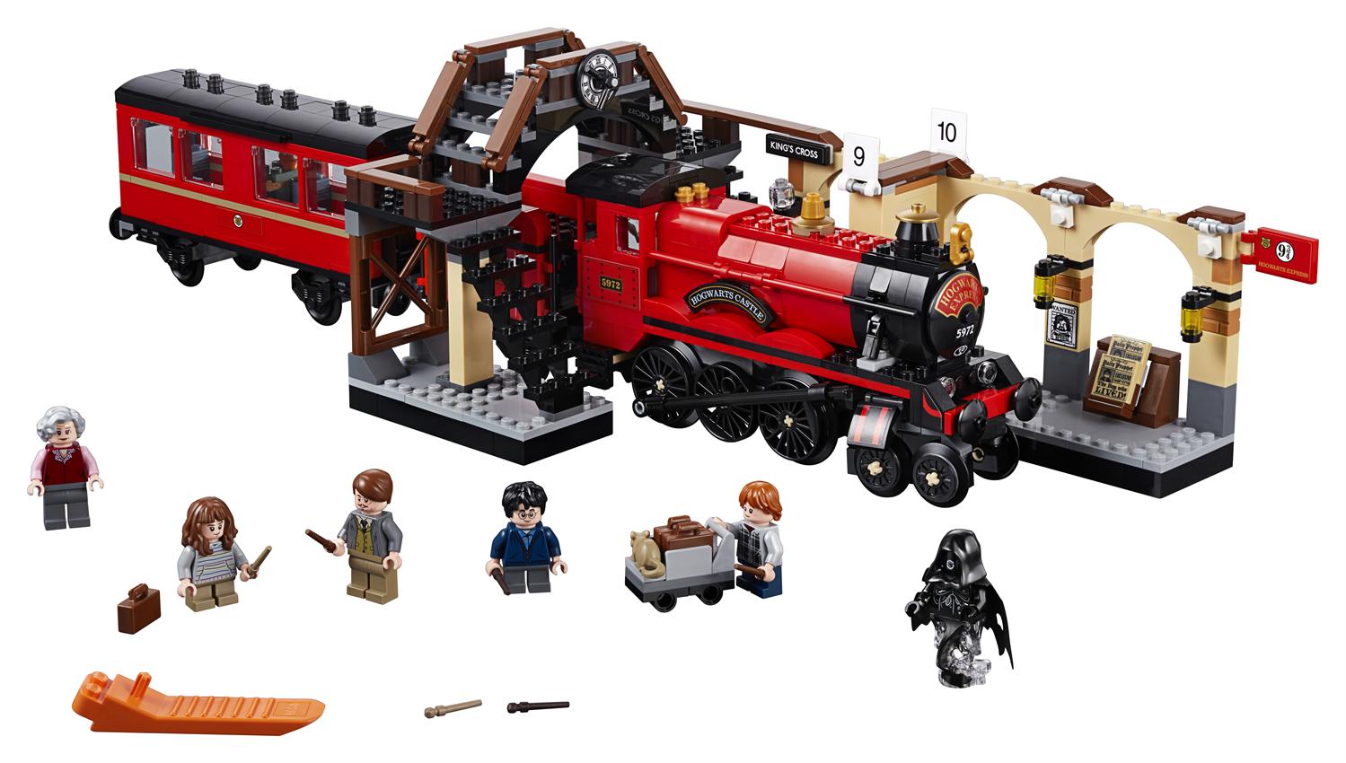Lego Harry Potter 75955 Espresso per Hogwarts