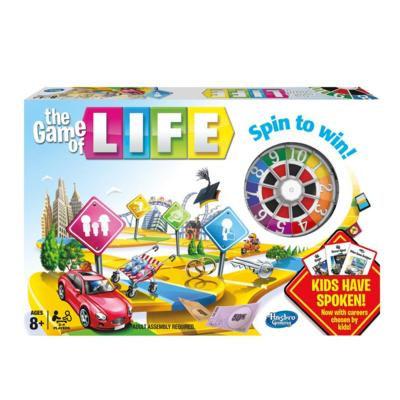 Hasbro Il Gioco della Vita