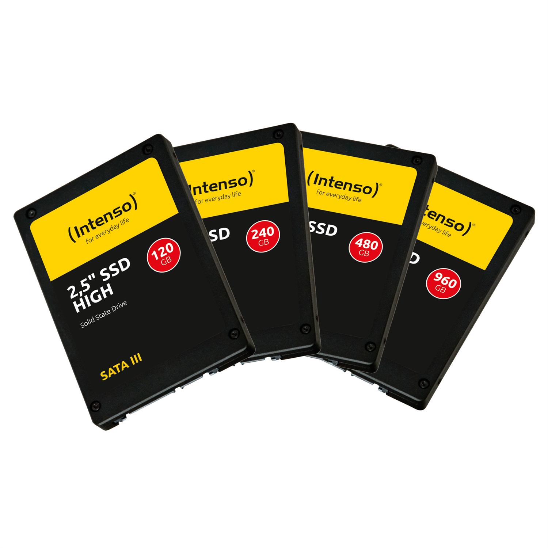 "Intenso SSD 480GB 2.5"" (3813450)"