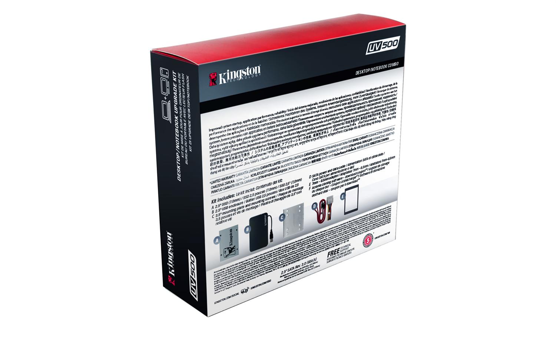 Kingston UV500 480GB Upgrade Kit