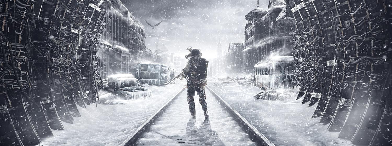 Microsoft Xbox One X + Metro Saga