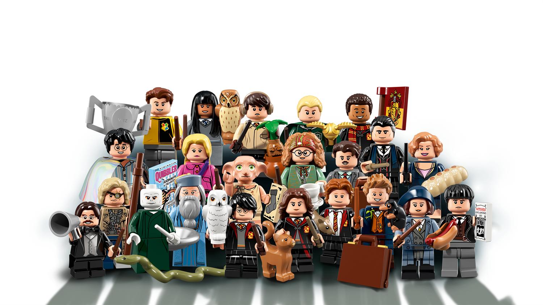 Lego Minifigures 71022 Harry Potter e gli Animali fantastici