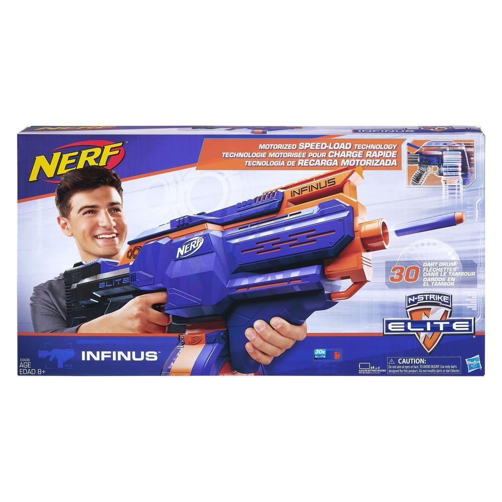 Nerf Elite Infinus