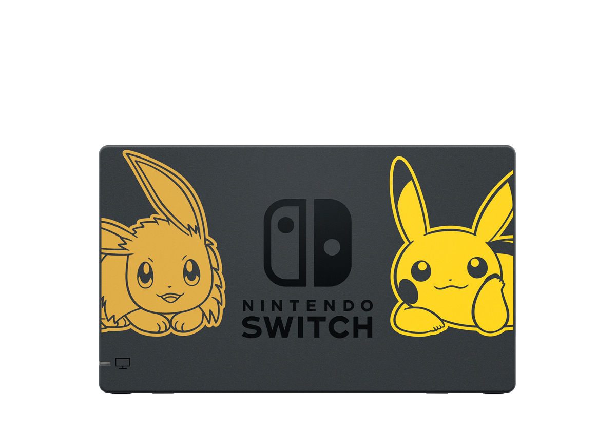 Nintendo Switch + Pokémon: Let's Go, Eevee!