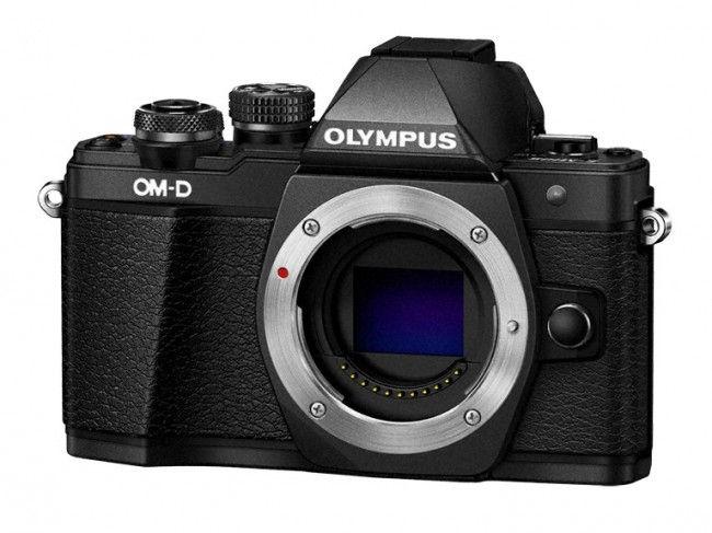 Olympus OM-D E-M10 Mark II