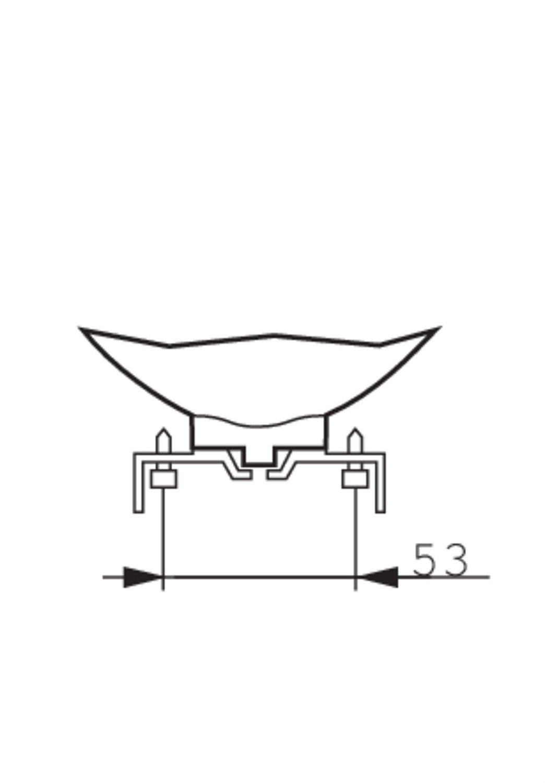 Philips MAS LEDspotLV D 15W G53 Bianco