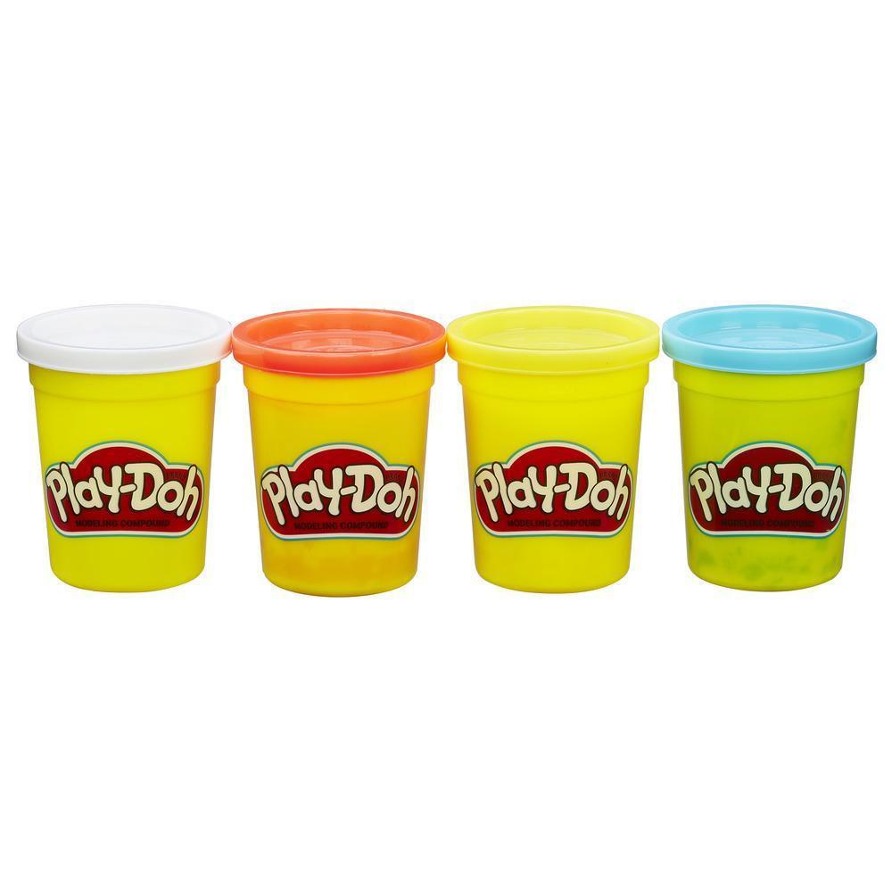 Play-Doh Vasetto singolo 112gr colori assortiti