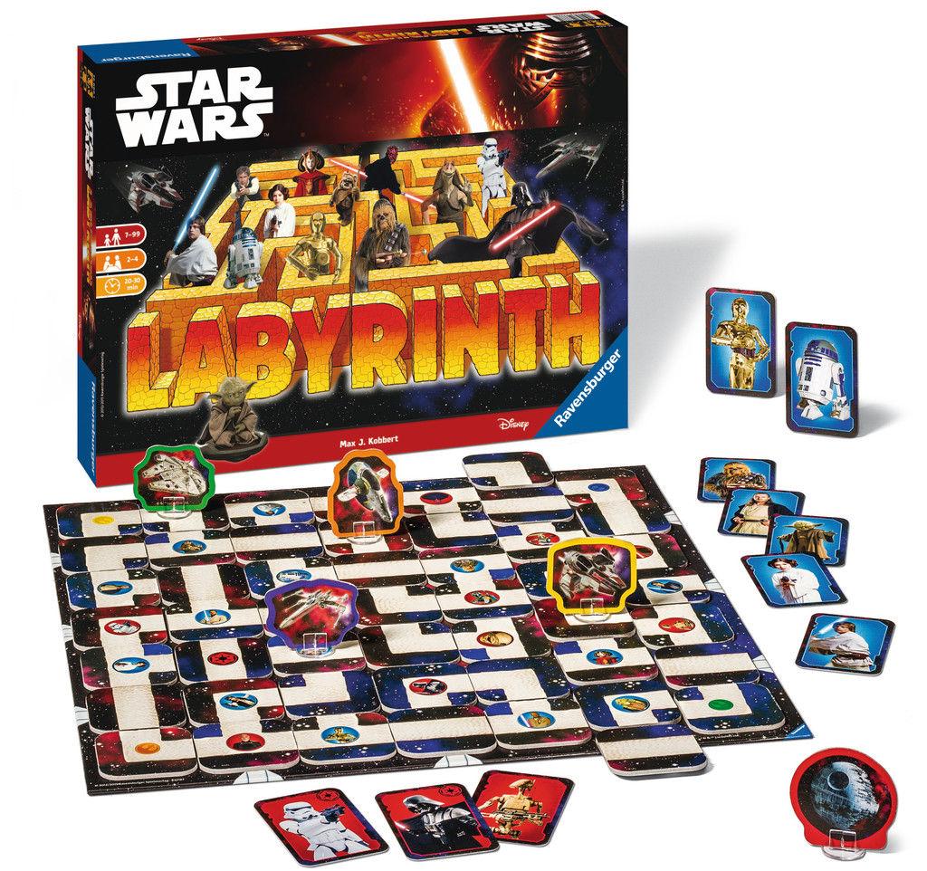 Ravensburger Labyrinth Star Wars