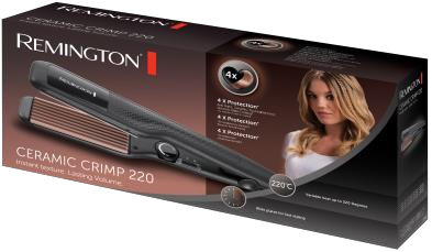 Remington Ceramic Crimp S3580