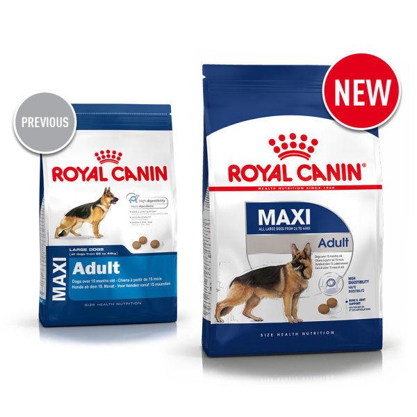 Royal Canin Maxi Adult Cani - secco 4Kg