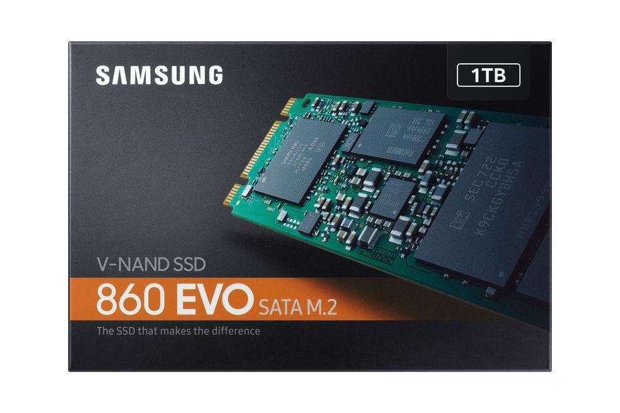 Samsung 860 EVO 1TB M.2