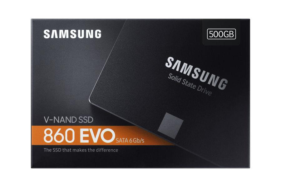 Samsung 860 EVO 500GB SATA3