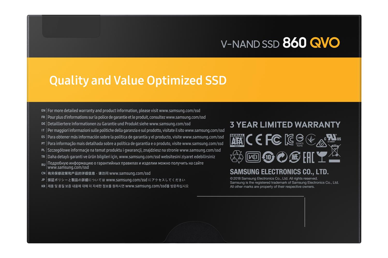 Samsung 860 QVO 2TB