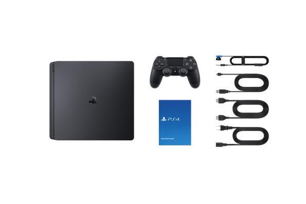 Sony PlayStation 4 (1TB) + Horizon Zero Dawn + The Last of Us + Uncharted 4