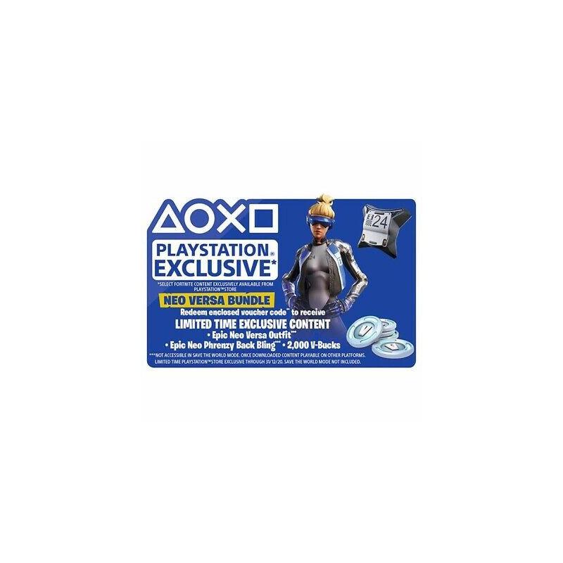 Sony PlayStation 4 (500GB) + Fortnite