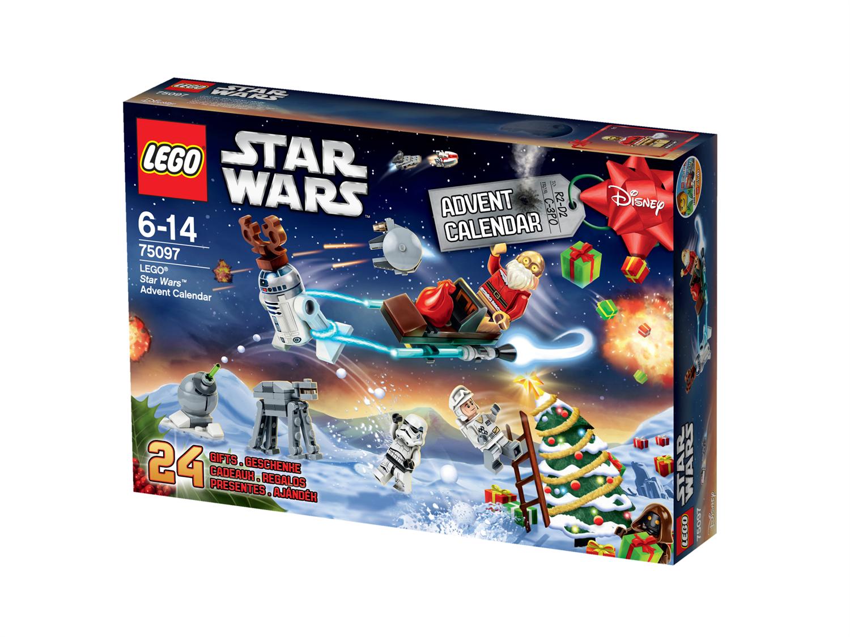 Lego Star Wars 75097 Calendario dell'Avvento a 76,39 ...