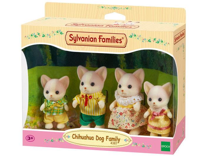 Sylvanian Families Famiglia Cani Chihuahua