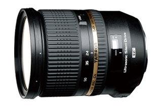 Tamron 24-70mm f/2.8 Di VC USD - Nikon F