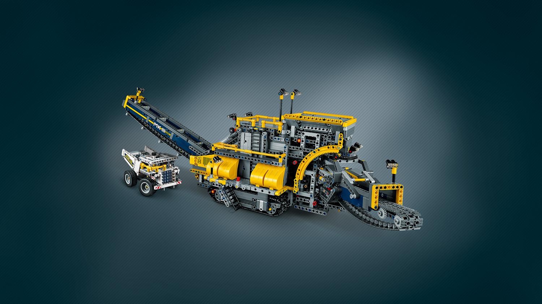 Lego Technic 42055 Escavatore da Miniera