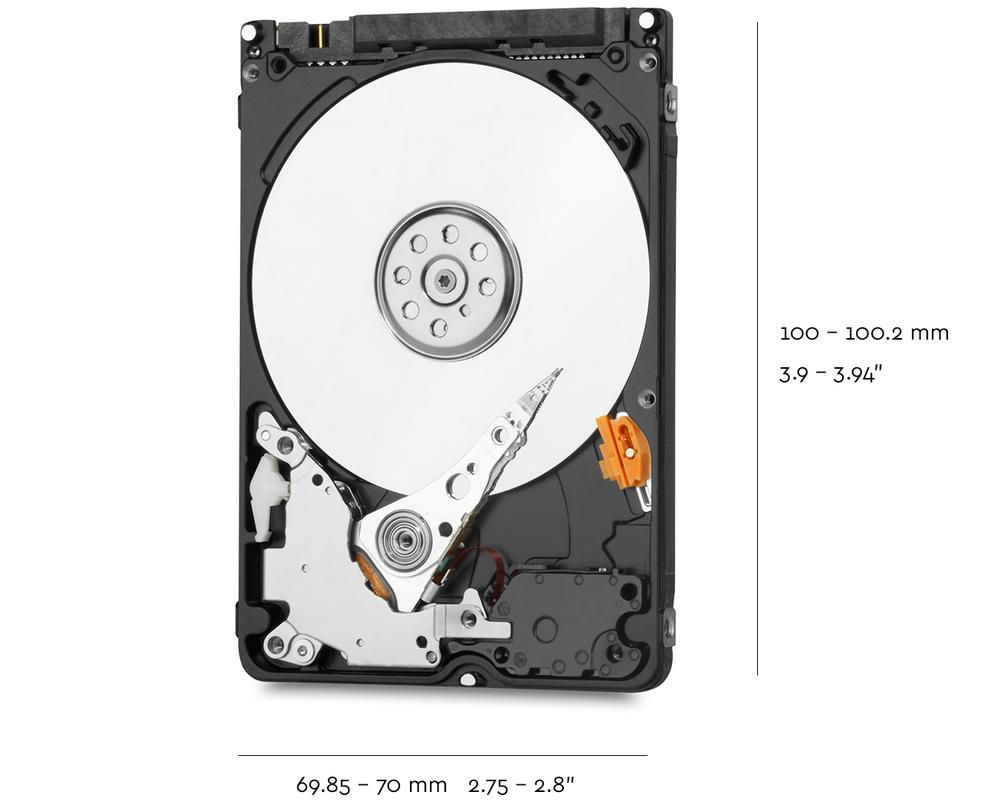 Western Digital Blue WD20SPZX 2TB