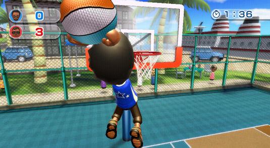 Nintendo Wii Sports Resort